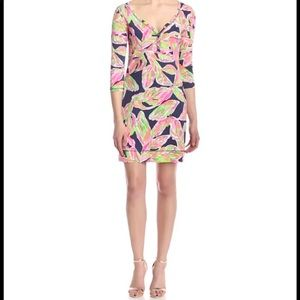 """NWOT Lilly Pulitzer """"In The Vias"""" Palmetto Dress"""